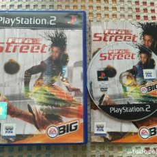 Videojuegos y Consolas: FIFA STREET 2 PS2 PLAYSTATION 2 PLAY STATION TWO KREATEN INGLES. Lote 147500846