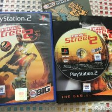Videojuegos y Consolas: FIFA STREET 1 PS2 PLAYSTATION 2 PLAY STATION TWO KREATEN INGLES. Lote 147501118