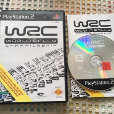 Videojuegos y Consolas: WORLD RALLY CHAMPIONSHIP WRC PS2 PLAYSTATION 2 PLAY STATION TWO KREATEN INGLES. Lote 147503490