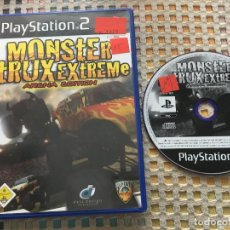 Videojuegos y Consolas: MONSTER TRUX EXTREME ARENA EDITION PS2 PLAYSTATION 2 PLAY STATION TWO KREATEN INGLES. Lote 147504246