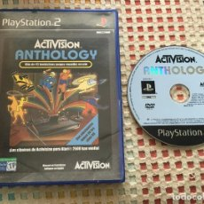 Videojuegos y Consolas: ACTIVISION ANTHOLOGY PAL PS2 PLAYSTATION 2 PLAY STATION TWO KREATEN INGLES. Lote 147507182