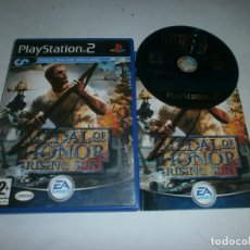 Videojuegos y Consolas: MEDAL OF HONOR RISING SUN PLAYSTATION 2 PAL ESPAÑA . Lote 147523134