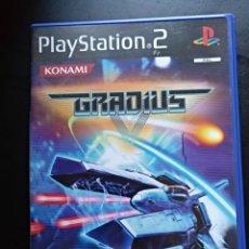 Videojuegos y Consolas: GRADIUS V. Lote 147601565
