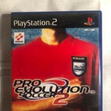 Videojuegos y Consolas: JUEGO PLAYSTATION 2 PRO EVOLUTION SOCCER 2. Lote 147605410