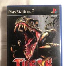 Videojuegos y Consolas: JUEGO PLAYSTATION 2 TUROK EVOLUTION. Lote 147626061
