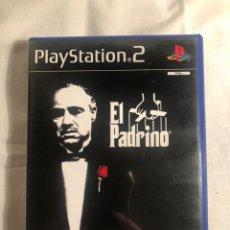 Videojuegos y Consolas: JUEGO PLAYSTATION 2 EL PADRINO. Lote 147626882