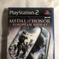 Videojuegos y Consolas: JUEGO PS2 MEDAL OF HONOR. Lote 147627377
