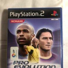 Videojuegos y Consolas: JUEGO PS2 PRO EVOLUTION SOCCER 4. Lote 147627976