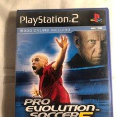 Videojuegos y Consolas: JUEGO PS2 PRO EVOLUTION SOCCER 5. Lote 147628897