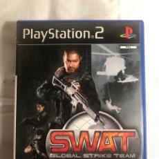 Videojuegos y Consolas: JUEGO PS2 SWAT GLOBAL STIKE TEAM. Lote 147630910