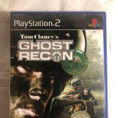 Videojuegos y Consolas: JUEGO PS2 GHOST RECON. Lote 147631950