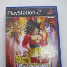 Videojuegos y Consolas: DRAGON BALL Z BUDOKAN 3 PLAYSTATION 2 VSD02. Lote 147665754