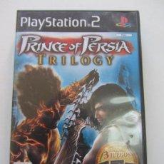 Videojuegos y Consolas: ESPECIAL PRINCE OF PERSIA TRILOGY - PLAYSTATION 2, JUEGO PS2 - PAL ESPAÑA VSD02. Lote 147665858