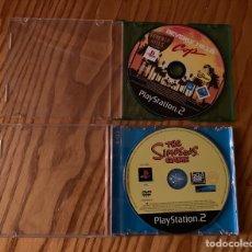 Videojuegos y Consolas: PACK 2 JUEGOS PLAY STATION 2 SONY VIDEOJUEGOS. Lote 147705452