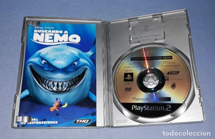 Videojuegos y Consolas: JUEGO COMPLETO PLAYSTATION PS2 BUSCANDO A NEMO ORIGINAL EN MUY BUEN ESTADO VER FOTOS - Foto 3 - 147736558