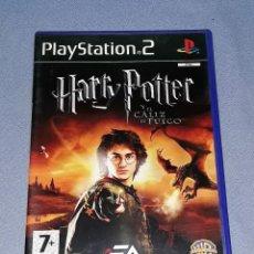 Videojuegos y Consolas: JUEGO COMPLETO PLAYSTATION PS2 HARRY POTTER EL CALIZ DE FUEGO ORIGINAL EN MUY BUEN ESTADO VER FOTOS. Lote 147739374