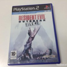 Videojuegos y Consolas: RESIDENT EVIL OUTBREAK FILE 2. Lote 147771346
