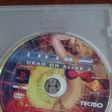 Videojuegos y Consolas: DEMO JUEGO DEAD OR ALIVE 2 PIRATA?. Lote 148561642