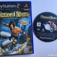 Videojuegos y Consolas: PRINCE OF PERSIA LAS ARENAS DEL TIEMPO THE SANDS OF TIME PS2 PLAYSTATION TWO PLAY STATION 2 KREATEN. Lote 148686258