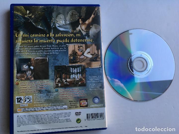 Videojuegos y Consolas: PRINCE OF PERSIA LAS ARENAS DEL TIEMPO THE SANDS OF TIME PS2 PLAYSTATION TWO PLAY STATION 2 KREATEN - Foto 2 - 148686258