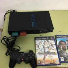 Videojuegos y Consolas: CONSOLA PLAY STATION 2. Lote 148687014