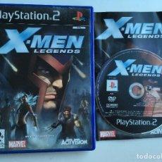 Videojuegos y Consolas: XMEN LEGENDS X-MEN PATRULLA X MEN PS2 PLAYSTATION TWO PLAY STATION 2 KREATEN. Lote 148687066