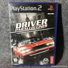 Videojuegos y Consolas: DRIVER PARALLEL LINES NUEVO SONY PLAYSTATION 2. Lote 149341428