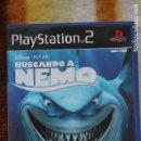 Videojuegos y Consolas: PLAYSTATION 2 BUSCANDO A NEMO. Lote 149767110