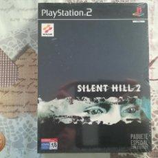 Videojuegos y Consolas: SILENT HILL 2 EDICIÓN ESPECIAL CON 2 DISCOS PS2 NUEVO PRECINTADO. Lote 186298116