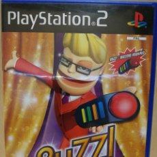 Videojuegos y Consolas: JUEGO PS2 / PLAY STATION 2 - BUZZ THE MEGA QUIZ (IDIOMA INGLES). Lote 150411650