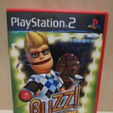 Videojuegos y Consolas: JUEGO PS2 / PLAY STATION 2 - BUZZ THE SPORTS QUIZ (IDIOMA INGLES). Lote 150414430
