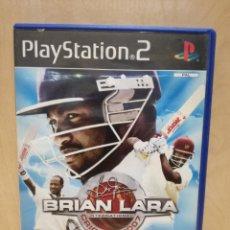 Videojuegos y Consolas: JUEGO PS2 / PLAY STATION 2 - BRIAN LARA CRICKET 2007 (IDIOMA INGLES). Lote 150416542