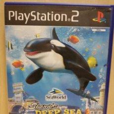 Videojuegos y Consolas: JUEGO PS2 / PLAY STATION 2 - SHAMU'S DEEP SEA ADVENTURES (IDIOMA INGLES). Lote 150963414