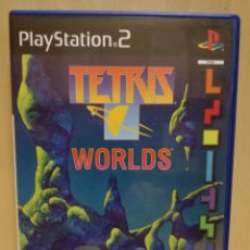 Videojuegos y Consolas: JUEGO PS2 / PLAY STATION 2 - TETRIS WORLDS (IDIOMA INGLES). Lote 150963658