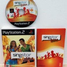 Videojuegos y Consolas: SING STAR LATINO - JUEGO PS2. Lote 151039018
