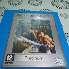 Videojuegos y Consolas: (PRECINTADO) PRINCE OF PERSIA LAS ARENAS DEL TIEMPO PS2. Lote 151412122
