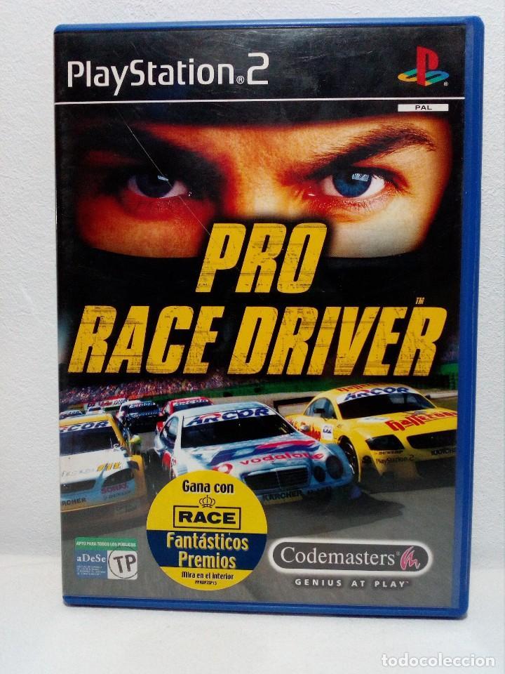 JUEGO PLAYSTATION 2 PRO RACE DRIVER (PS2) (Juguetes - Videojuegos y Consolas - Sony - PS2)