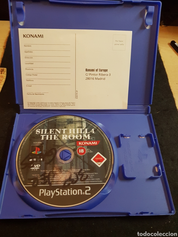 Sony ps2 silent hill 4 the room - Sold at Auction - 151647902