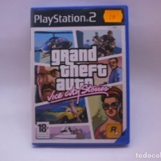 Videojuegos y Consolas: GRAND THEFT AUTO VICE CITY STORIES PS2 . Lote 151869646