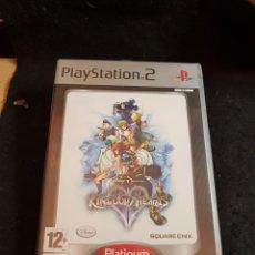 Videojuegos y Consolas: SONY PS2 KINGDOM HEARTS II. Lote 151908224