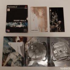 Videojuegos y Consolas: PS2, SILENT HILL 2 PAQUETE ESPECIAL CON DOS DISCOS. Lote 152185250