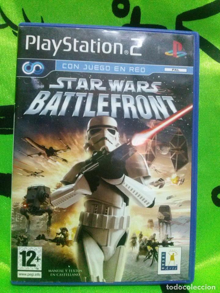 2star Juego Wars Playstation Y Muy Estado BattlefrontCompleto En Buen 5T1JulFKc3