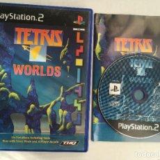 Videojuegos y Consolas: TETRIS WORLDS THQ PAL PS2 PLAYSTATION 2 PLAY STATION TWO KREATEN. Lote 152349594