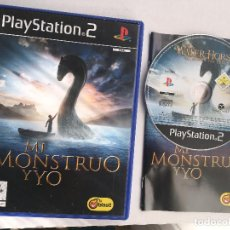 Videojuegos y Consolas: MI MONSTRUO Y YO THE WATER HORSE LEGEND OF THE DEEP PS2 PLAYSTATION 2 PLAY STATION TWO KREATEN. Lote 152351662