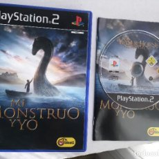 Videojuegos y Consolas: MI MONSTRUO Y YO THE WATER HORSE LEGEND OF THE DEEP PS2 PLAYSTATION 2 PLAY STATION TWO KREATEN. Lote 152351842