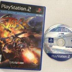 Videojuegos y Consolas: JAK X NAUGHTY DOG PAL PS2 PLAYSTATION 2 PLAY STATION TWO KREATEN. Lote 152352286