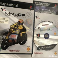 Videojuegos y Consolas: MOTO GP 2 NAMCO OFFICIAL GAME OF MOTOGP PS2 PLAYSTATION 2 PLAY STATION TWO KREATEN. Lote 152355622