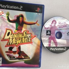 Videojuegos y Consolas: DANCING STAGE MEGA MIX MEGAMIX ALFOMBRA BAILE PS2 PLAYSTATION 2 PLAY STATION TWO KREATEN. Lote 152357330
