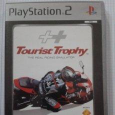 Videojuegos y Consolas: TOURIST TROPHY. PS2. Lote 152407898