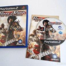 Videojuegos y Consolas: PRINCE OF PERSIA - LAS DOS CORONAS - SONY PS2 - PLAYSTATION 2 - COMPLETO PERFECTO ESTADO. Lote 152911262